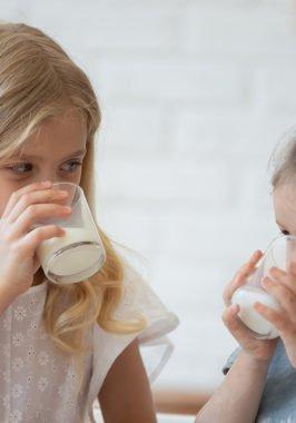 børn og kalk - Børn har særligt brug for kalk, når knoglerne vokser